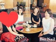 お茶会起業女性仲間