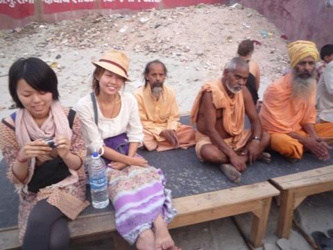 インド一人旅ネイリスト
