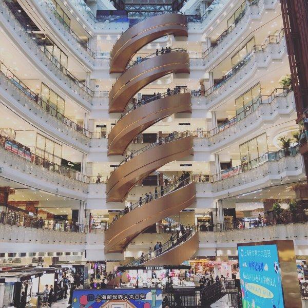上海展示会百貨店