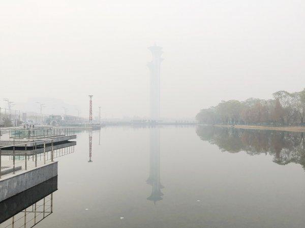 北京スモッグ